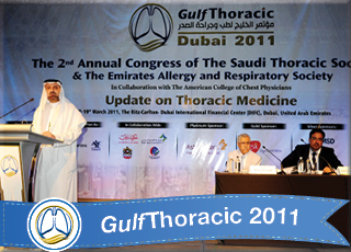 GulfThoracic Congress 2011