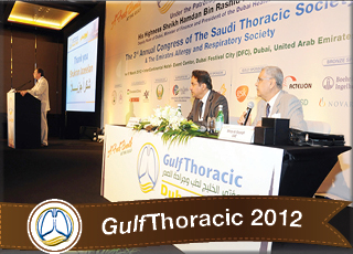 GulfThoracic Congress 2012